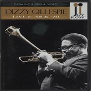 Click here for more info about 'Dizzy Gillespie - Live in '58 & '70'