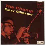 Click here for more info about 'Dizzy Gillespie - The Champ'