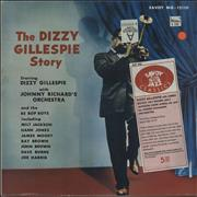 Click here for more info about 'Dizzy Gillespie - The Dizzy Gillespie Story - Sealed'