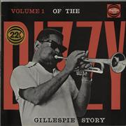 Click here for more info about 'Dizzy Gillespie - The Dizzy Gillespie Story Volume 1'