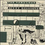 Click here for more info about 'Dizzy Gillespie - The Fabulous Pleyel Jazz Concert Vol. 1: 1948 - Green & White Marbled Vinyl - Sealed'
