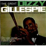 Click here for more info about 'Dizzy Gillespie - The Great Dizzy Gillespie - EX'