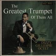 Click here for more info about 'Dizzy Gillespie - The Greatest Trumpet Of Them All'