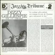 Click here for more info about 'Dizzy Gillespie - Vol. 1/2'