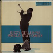 Click here for more info about 'Dizzy Gillespie - World Statesman'