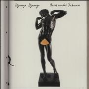 Click here for more info about 'Django Django - Born Under Saturn - Orange & White Vinyl + CD'