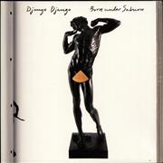 Click here for more info about 'Django Django - Born Under Saturn - Orange Speckled Vinyl + Shrinkwrap'