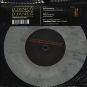 Click here for more info about 'Django Django - Porpoise Song - RSD14 - Grey Splattered Vinyl'