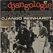 Click here for more info about 'Django Reinhardt - Djangologie 17 (1949) - black label'