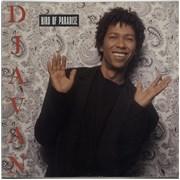 Djavan Bird Of Paradise USA vinyl LP