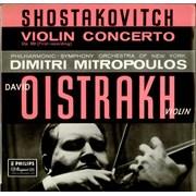 Click here for more info about 'David Oïstrakh - Shostakovich: Violin Concerto Op. 99'