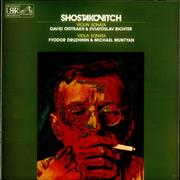 Click here for more info about 'David Oïstrakh - Shostakovich: Violin Sonata & Viola Sonata'