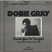 Click here for more info about 'Dobie Gray - You Can Do It'