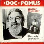 Click here for more info about 'Doc Pomus - Send For The Doctor - The Early Years 1944-55'