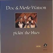 Click here for more info about 'Doc Watson - Pickin' The Blues - 180gm'