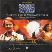 Click here for more info about 'Doctor Who - Music From The Fifth Doctor Audio Adventures - Autographed'