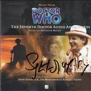Click here for more info about 'Doctor Who - Music From The Seventh Doctor Audio Adventures - Autographed'