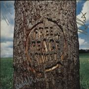 Click here for more info about 'Dodgy - Free Peace Sweet - Autographed'