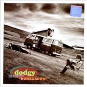 Dodgy Homegrown UK vinyl LP