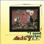Click here for more info about 'Dodgy - I Need Another EP - EX'