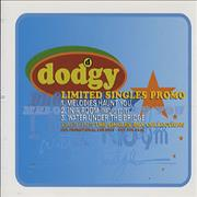 Click here for more info about 'Dodgy - Limited Singles Promo'