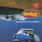 "Dodgy Staying Out For The Summer + Postcards UK 7"" vinyl"