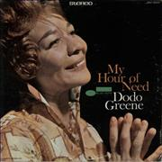 Click here for more info about 'Dodo Greene - My Hour Of Need - Liberty'