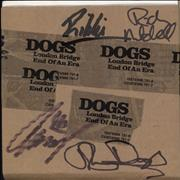 Click here for more info about 'Dogs - London Bridge - Autographed'
