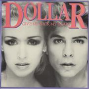 Click here for more info about 'Dollar - Give Me Back My Heart'