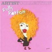 Dolly Parton Artist Collection UK CD album