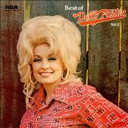 Click here for more info about 'Dolly Parton - Best Of Dolly Parton Vol. 2'