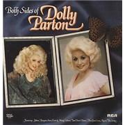 Dolly Parton Both Sides Of Dolly Parton Canada vinyl LP