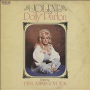 Click here for more info about 'Dolly Parton - Jolene - 1st - EX'