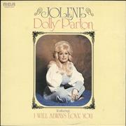 Click here for more info about 'Dolly Parton - Jolene - 1st'