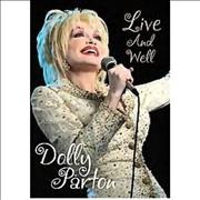 Click here for more info about 'Dolly Parton - Live And Well'