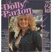 Dolly Parton The Dolly Parton Collection UK 2-LP vinyl set