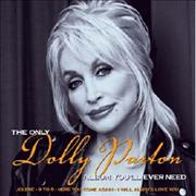 Dolly Parton The Only... UK CD album