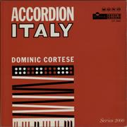 Click here for more info about 'Dominic Cortese - Accordion Italy'