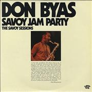 Click here for more info about 'Don Byas - Savoy Jam Party'
