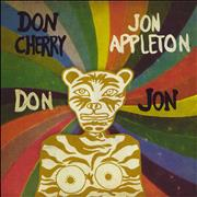 Click here for more info about 'Don Cherry - Don Jon'