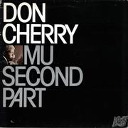 Click here for more info about 'Don Cherry - Mu - Second Part'