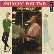 Click here for more info about 'Don Cherry (Singer) - Swingin' For Two'