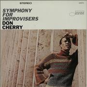Click here for more info about 'Don Cherry - Symphony For Improvisers - 180gm'