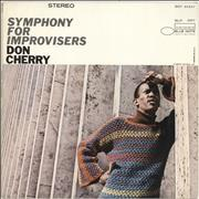 Click here for more info about 'Don Cherry - Symphony For Improvisers - A Division Of label'