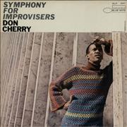 Click here for more info about 'Don Cherry - Symphony For Improvisers - NY'