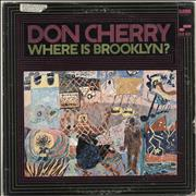 Click here for more info about 'Don Cherry - Where Is Brooklyn? - 1st'