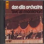 Click here for more info about 'Don Ellis - Live At Monterey!'