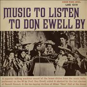 Click here for more info about 'Don Ewell - Music To Listen To Don Ewell By'