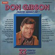 Click here for more info about 'Don Gibson - Country Number One !'