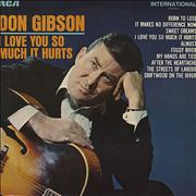 Click here for more info about 'Don Gibson - I Love You So Much It Hurts'